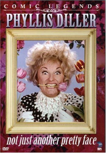 Phyllis Diller Not Just Another Pretty Face Nr