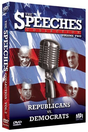 Speeches Collection Vol. 2 Republicans Vs. Democra Nr 2 DVD