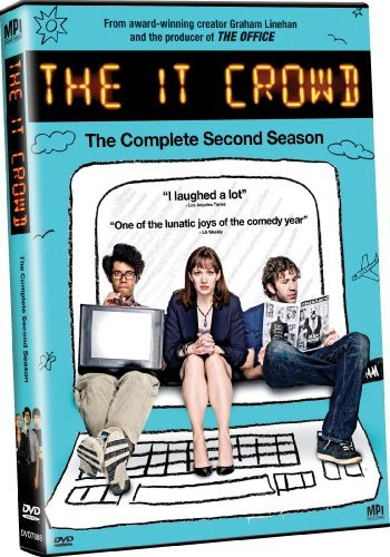 It Crowd Season 2 DVD Nr