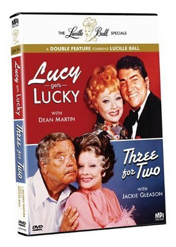 Lucille Ball Specials Lucy Gets Lucky Three For Two Nr