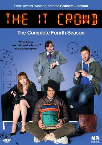 It Crowd Season 4 DVD Nr