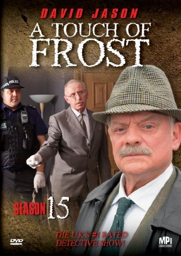 Touch Of Frost Season 15 Touch Of Frost Ws Nr 7 DVD