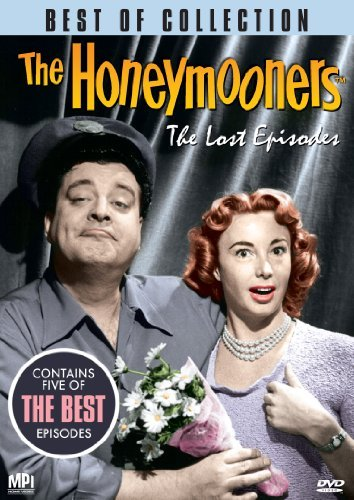 Honeymooners Honeymooners Lost Episodes Be Nr
