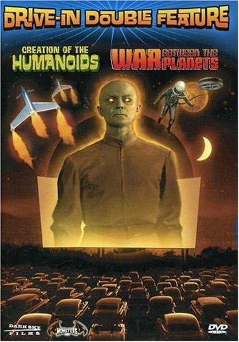 Creation Of The Humanoids War Drive In Movie Double Feature Ws Nr 2 On 1