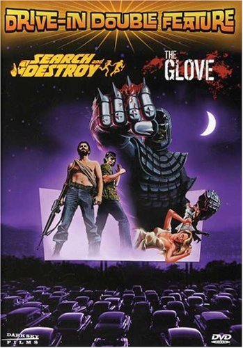 Search & Destroy The Glove Drive In Double Feature Ws Nr
