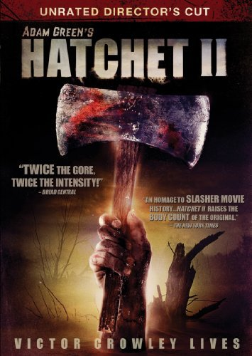 Hatchet 2 Harris Hodder Ws Nr