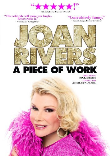 Joan Rivers A Piece Of Work Rivers Joan Ws R
