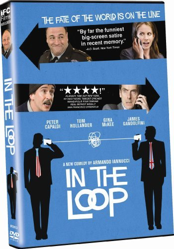 In The Loop Gandolfini Chlumsky Hollander Ws Nr