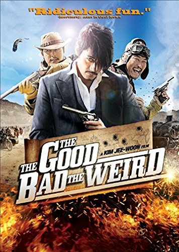Good The Bad & The Weird Good The Bad & The Weird Kor Lng R