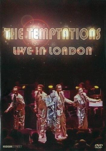 Temptations Live In London