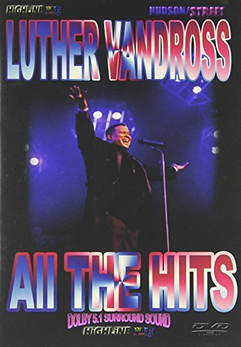 Luther Vandross All The Hits