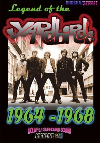 Legend Of The Yardbirds 1964 Legend Of The Yardbirds 1964 Nr