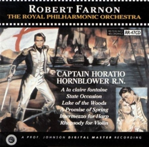 Robert Farnon Concert Works Capthornblowe Farnon Royal Po