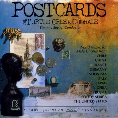 Turtle Creek Chorale Postcards Turtle Creek Chorale