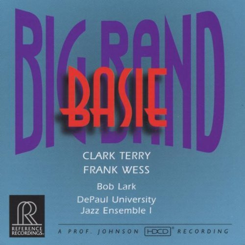Terry Wess Big Band Basie Hdcd