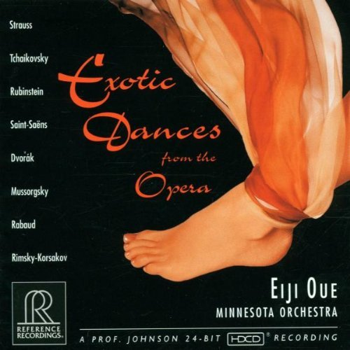 Exotic Dances From The Opera Exotic Dances From The Opera Hdcd Oue Minnesota Orch