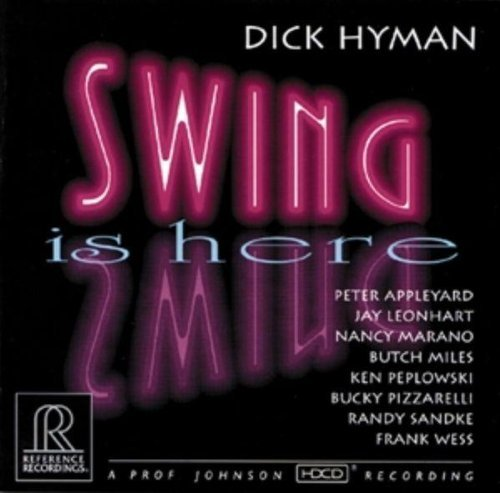 Dick Hyman Swing Is Here Hdcd