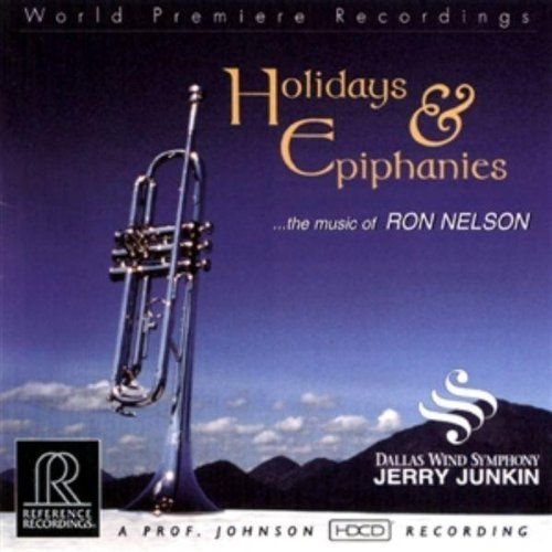 Holidays & Epiphanies Holidays & Epiphanies Hdcd Junkin Dallas Wind Sym