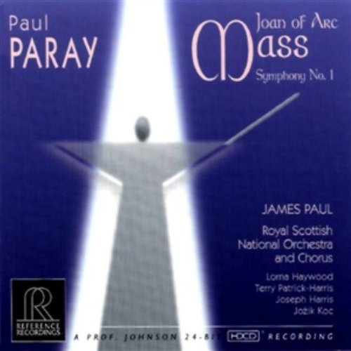 P. Paray Symphony 1 Mass Hdcd Paul Royal Scottish Natl Orch