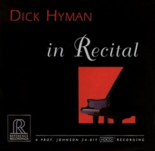 Dick Hyman In Recital Hdcd