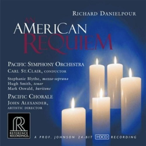 R. Danielpour American Requiem St. Clair Pacific So