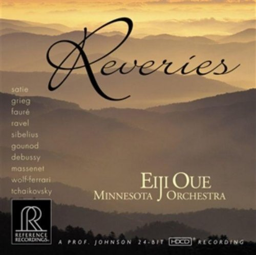 Eiji Oue Reveries Oue Minnesota Orch