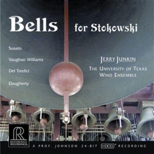 Jerry Junkin Bells For Stokowski Susato Williams Tredid Junkin Univ. Of Texas Wind Ens