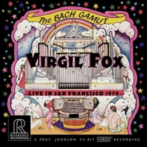 Virgil Fox Bach Gamut
