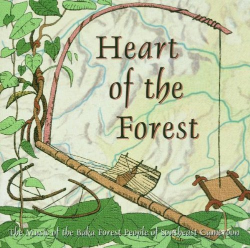 Baka Forest People Heart Of The Forest