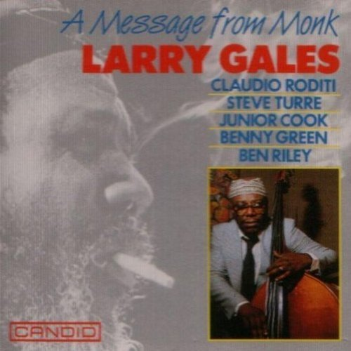 Larry Gales Message From Monk
