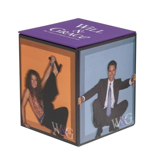 Will & Grace The Complete Series DVD 33 Discs