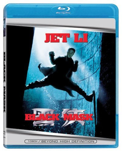 Black Mask Black Mask Blu Ray Ws Pg