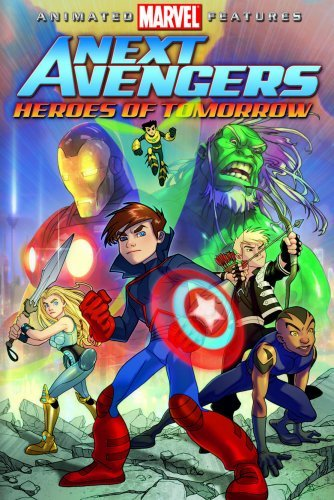 Next Avengers Heroes Of Tomorr Next Avengers Heroes Of Tomorr Ws Pg