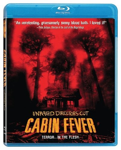 Cabin Fever Cabin Fever Blu Ray Ws R