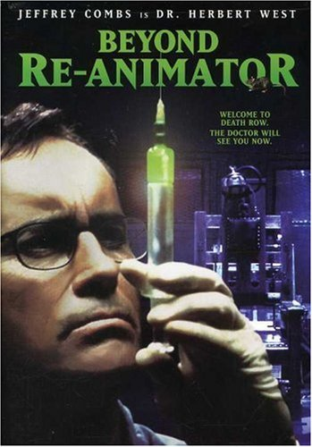 Beyond Re Animator Combs Jeffrey Clr Ws R
