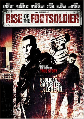 Rise Of The Footsoldier Rise Of The Footsoldier DVD R