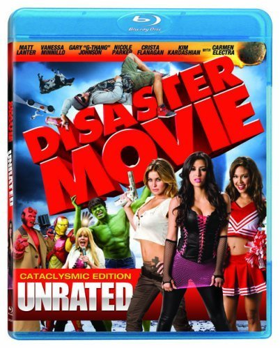 Disaster Movie Disaster Movie Blu Ray Ws Ur