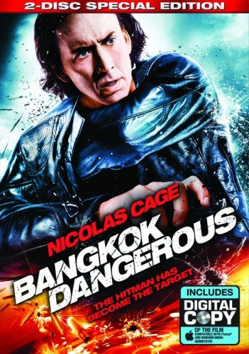 Bangkok Dangerous (2008) Cage Yamnarm Yeung Special Ed. R 2 DVD