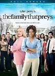 Family That Preys Tyler Perry Woodard Bates DVD
