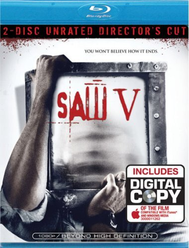Saw 5 Bell Mandylor Patterson Blu Ray Ws Ur