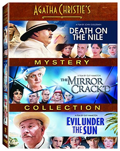 Agatha Christie's Mysteries Co Agatha Christie Mysteries Coll Ws Pg 3 DVD