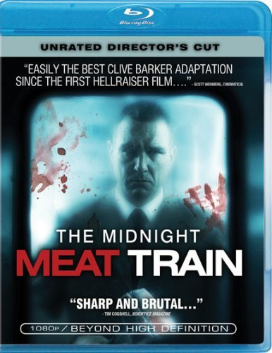 Midnight Meat Train Midnight Meat Train Blu Ray Ws Ur