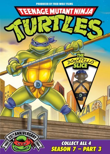 Teenage Mutant Ninja Turtles Teenage Mutant Ninja Turtles 25th Anniv. Nr