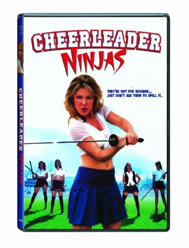 Cheerleader Ninjas Cheerleader Ninjas Clr Ws R