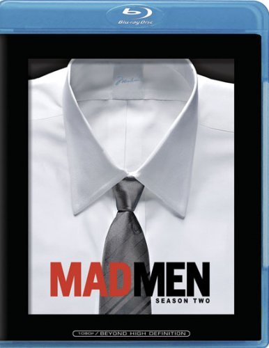 Mad Men Season 2 Blu Ray Nr Ws