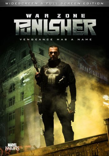 Punisher War Zone Stevenson West R