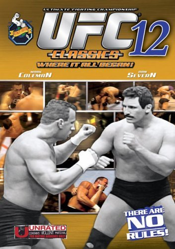 Ufc 12 Judgment Day Ufc Nr