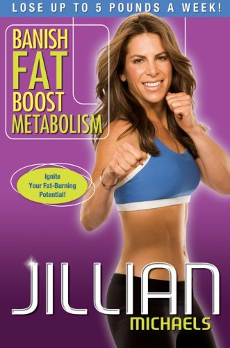 Jillian Michaels Banish Fat Boost Metabolism Nr