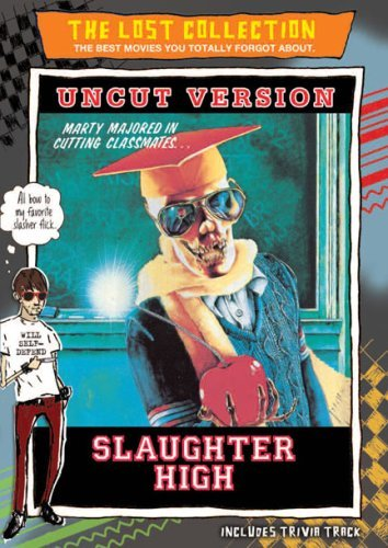 Slaughter High Munro Scuddamore DVD R