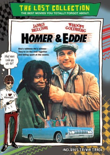 Homer & Eddie Belushi Goldberg Black Ws R